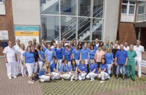 Das Team des MVZ Burgdorf